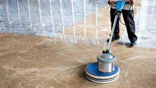 Como Pulir suelos de Granito
